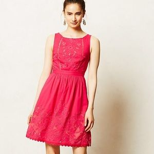 Moulinette Soeurs Anthropologie fit and Flare